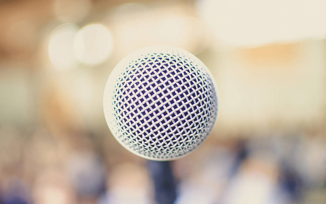 Anxiety and Public Speaking