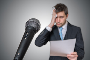 Author Melissa Woods Blog Anxiety And Public Speaking